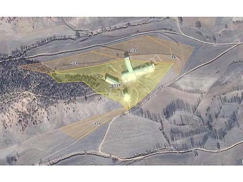 Gümüşhane Köse'de 3675 m2 Hazır Besi Çiftliği ve Arsası FIRSAT !