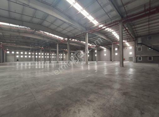 Çerkezköy OSB de Kdv Avantajlı Kiralık Fabrika Binası
