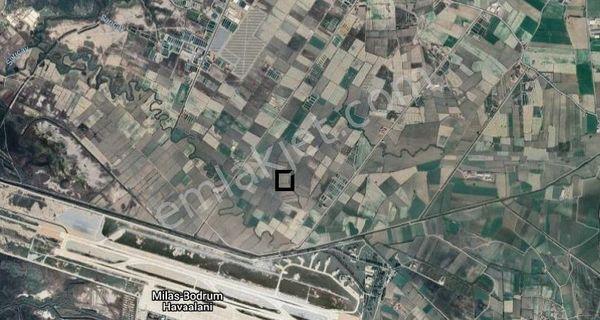 Bodrum Havalimanı arkası yatırımlık arazi