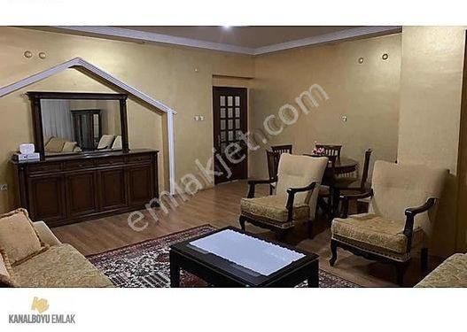 Fahri Kayahan'da Eşyalı 3+1 daire