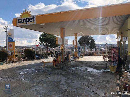 Faal Çalışan Satılık Benzin İstasyonu