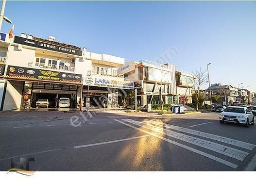 Bülent Ecevit Bulvarı'nda 568m² Satılık Dükkan