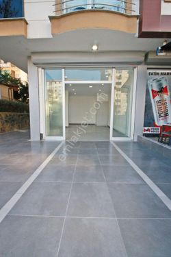 Adnan Kahveci Cadde Üzeri Sıfır Satılık 80 m2 Dükkan iç 60 m2