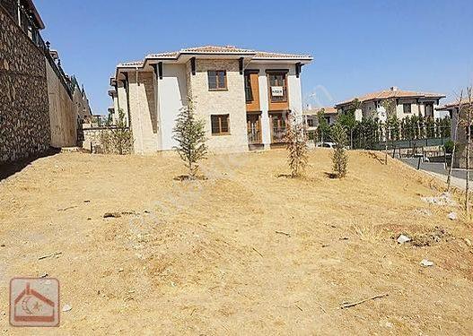 Villa sitesinin en büyük arsası ve önü açık villası bizde