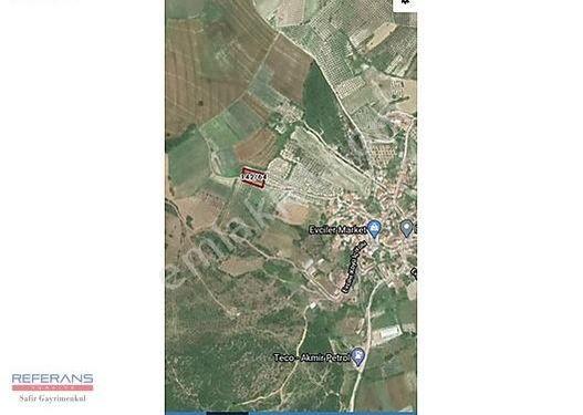 RT Safirden Mudanya Evcilerde Yola Cephe 2.214m2 Arazi