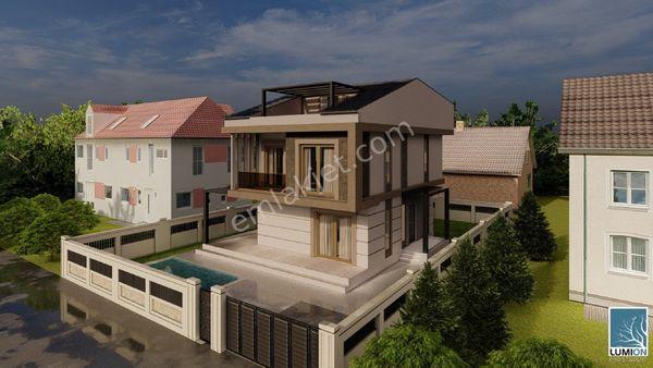 Akbükte Anahtar Teslim Tam Müstakil Villa