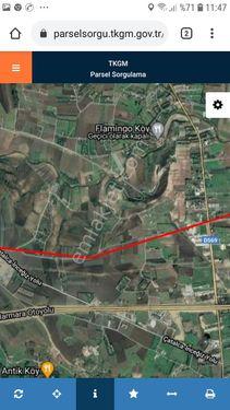 Çatalca kaleiçi mahallesi satılık 865m2 yatırımlık arazi (ms)