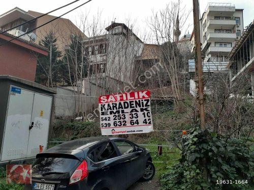 KARADENİZ EMLAKTAN İMARLI ARSA 238 m2