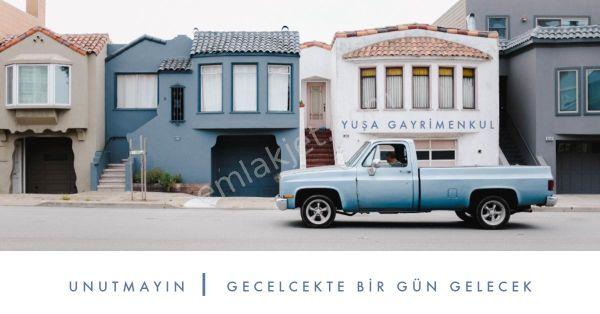#2Kat Villa imarlı 515m2 ARSA // Yuşa'dan Ruhsata Hazır