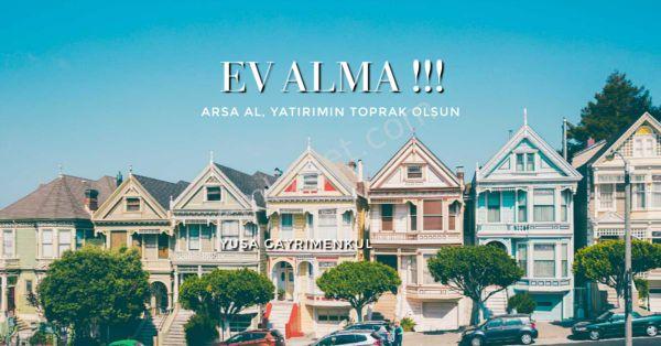 #515m2 Villa imarlı ARSA // Doğal Yaşam Sizi Bekliyor.. Taksitle