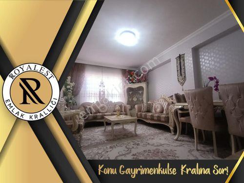 ROYALEST'TEN ŞİRİNEVLERDE EMSALLERİNE GÖRE ÇOK BAKIMLI 2+1