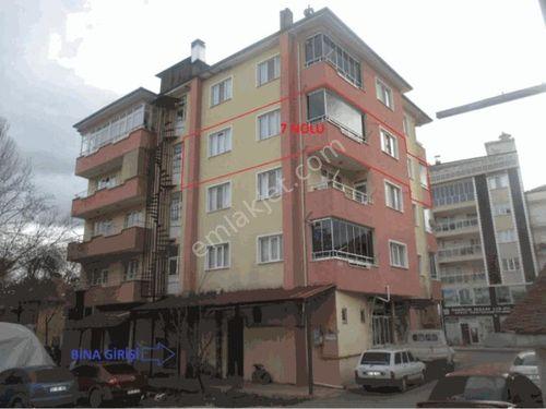 Burdur Gölhisar Çeşme Mahallesinde 3+1 133 m2 Daire