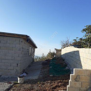 Güneysu başaran köy de satılık 8 dönüm arazi ve ev