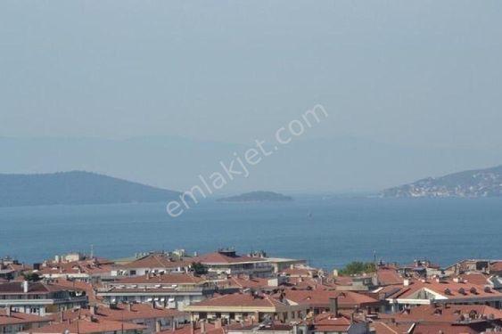 Maltepe Altıntepede adalar manzaralı dubleks satılık daire