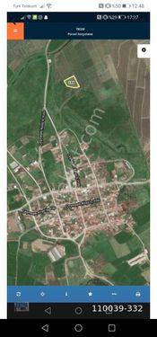 Çanakkale Biga Çesmealti Köyünde 3200 M2 Satılık Tarla