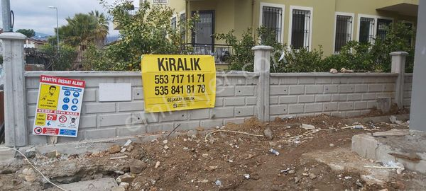 Fethiye Foça sıfır kiralık daireler