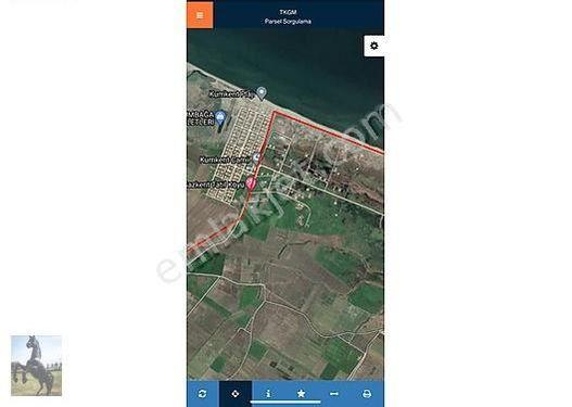 Çanakkale Biga Gerlengeç Köyü Satılık Arsa