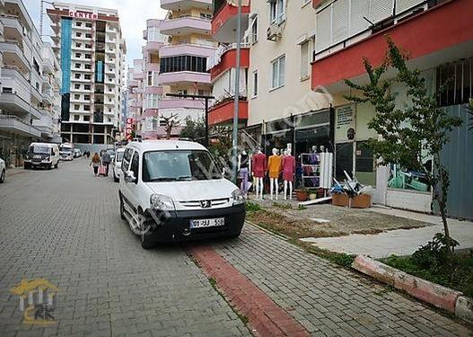 Alanya Mahmutlarda satılık dükkan