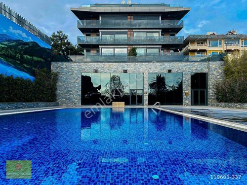 Green House'dan, Yeşilköy'de, Site içi, 4+1, 260m2, Ultra Lüx