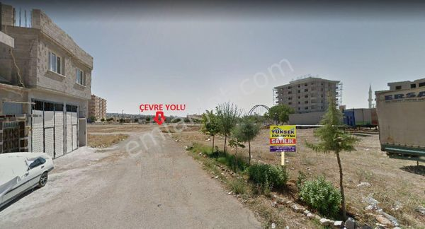 Yüksek emlak tan satılık 180m2. arsa Kilis 500 evler