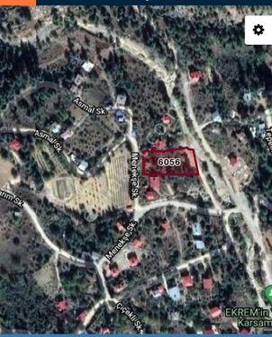 ÇERÇİ EMLAK'TAN ÇAMLIYAYLA KALE ARDINDA 2236 m2 ARSA