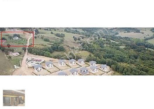 Kocaeli Körfez Kalburcu'da Satılık 5000 m2 arsa içinde 6+1 Villa