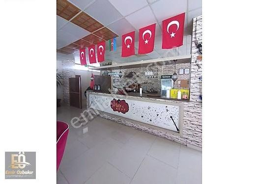 Emir Özbakır Elaktan Alpkentte Devren Satılık Cafe