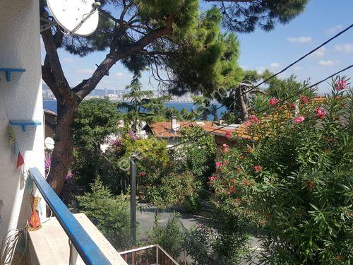 büyükada satılık daire maden mah. deniz görür balkonlu arakat