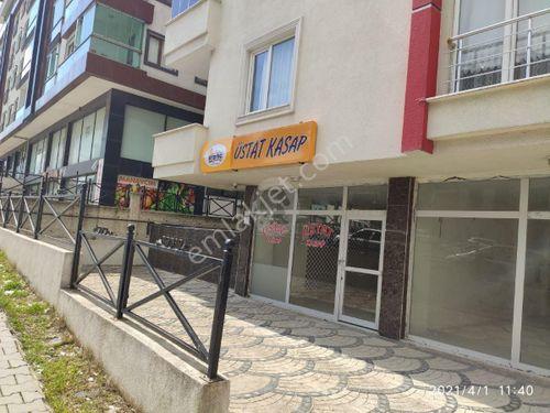 Çerkezköy De Cadde Üzerinde Kiralık Dükkan