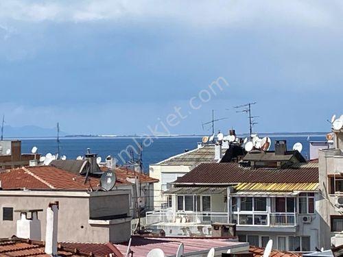 Göztepe Özel Türk Koleji Yakını  Deniz Manzaralı 3+1 Daire