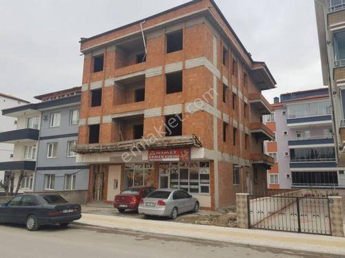 GÜVENAY-ÇORUM KAFKAS CAMİİ ARKASINDA 3 DAİRE + FIRIN KOMPLE BİNA