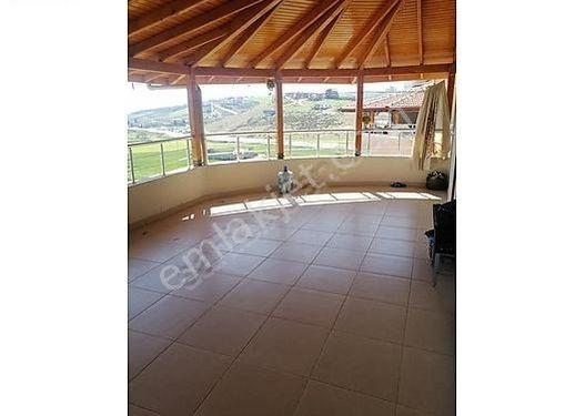 site içi teras kat 135 m2 kombili
