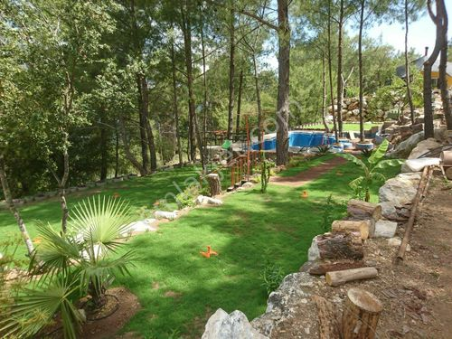 Antalya Olimpos ta satılık müstakil ev