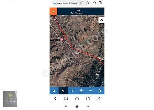 kamuslida 1.918 m tek tapu Ecemiş çayına sıfır