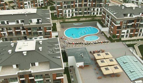 Sahibinden Akyol Premium Loft Sitesinde 2+1 Bahçe Katı