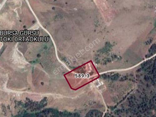 Gürsu, Dışkaya Köyünde Satılık Arsa