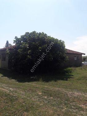 Tekirdağ Saray da bahçe içinde müstakil ev satılık
