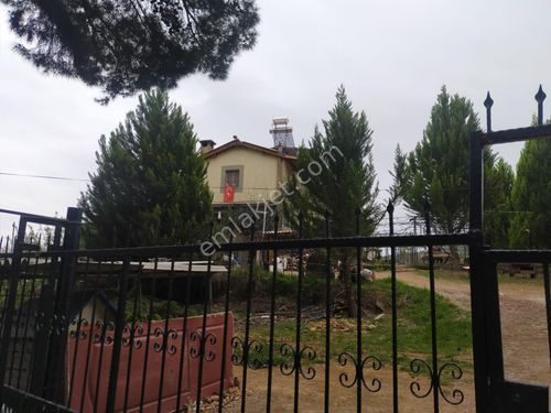 Menderes Ataköy'de 2500M² Arazi İçinde Mustakil Ev