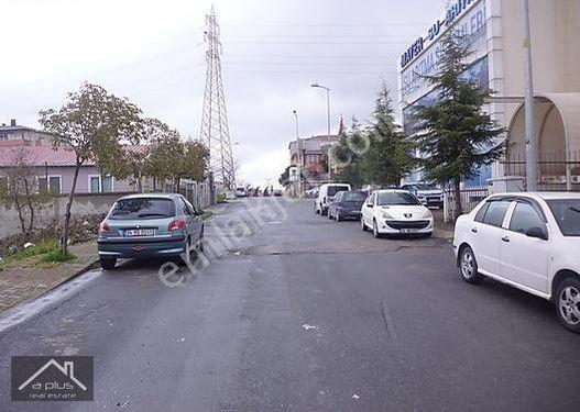 FERATPAŞADA FIRSAT GALERİ MERMER GİBİ İŞLER İÇİN 800M2 ARSA