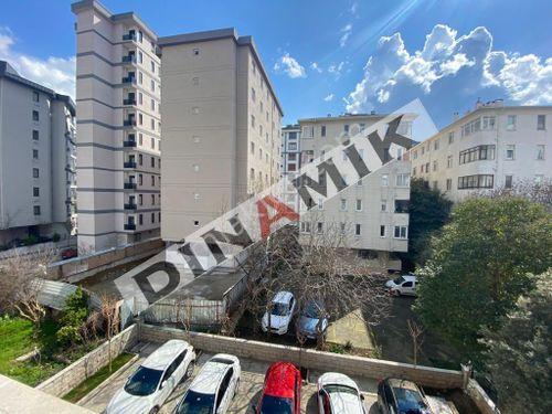 Dinamik'ten Göztepe'de Balkonlu Geniş 2+1
