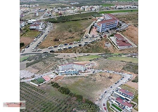 Didimde Satılık Yola Sıfır 500 m2 Arsa
