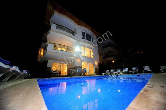4+1 Alanya bektaş deniz manzaralı, müstakil villa