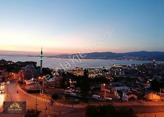 Gold Emlak'tan İzmirin Kalbinde Deniz Manzaralı 2+1 Daire