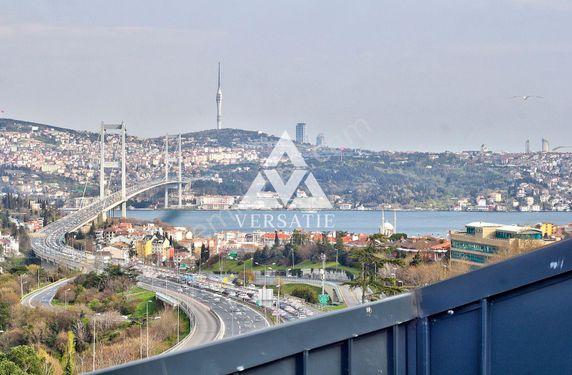 Balmumcu Mista Bosphorus Sitesinde Satılık Çatı Dubleksi