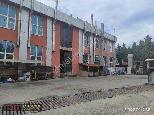 Silivri kınalıda acil satılık fabrika
