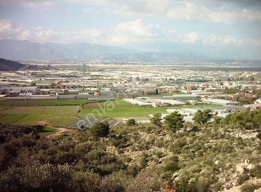 Antalya kaş yeşilköy de sera yapmaya uygun arazi