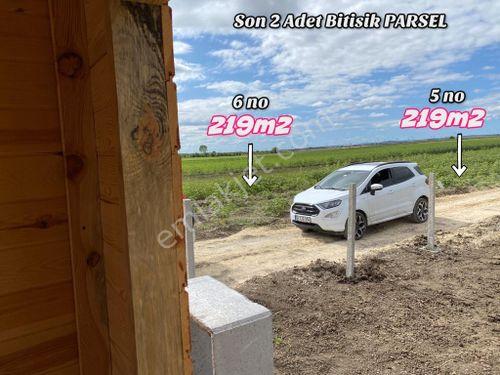 #Son 2 Adet Parsel - Çatalca Merkez'de 219m2 Yuşa'dan Satılık