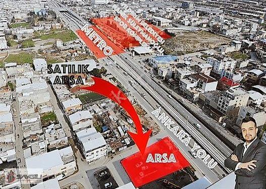 ŞİRİNEVLERDE ANKARA YOLUNA CEPHE HARİKA ARAZİ 976 m2