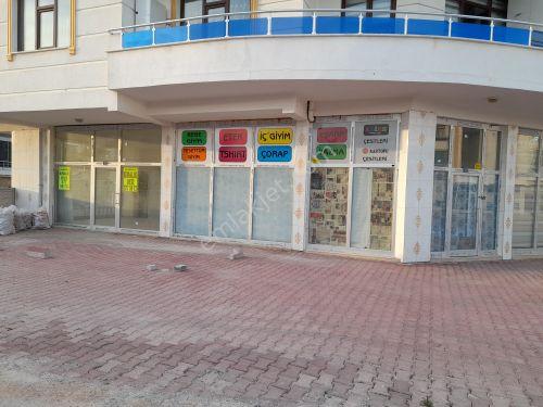 Hanaybaşi Anadolu cad üzerinde Dükkan ofis Kiralık