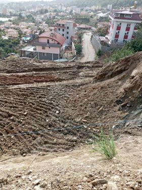 Obada villa ve apart yapımına uygun arsa